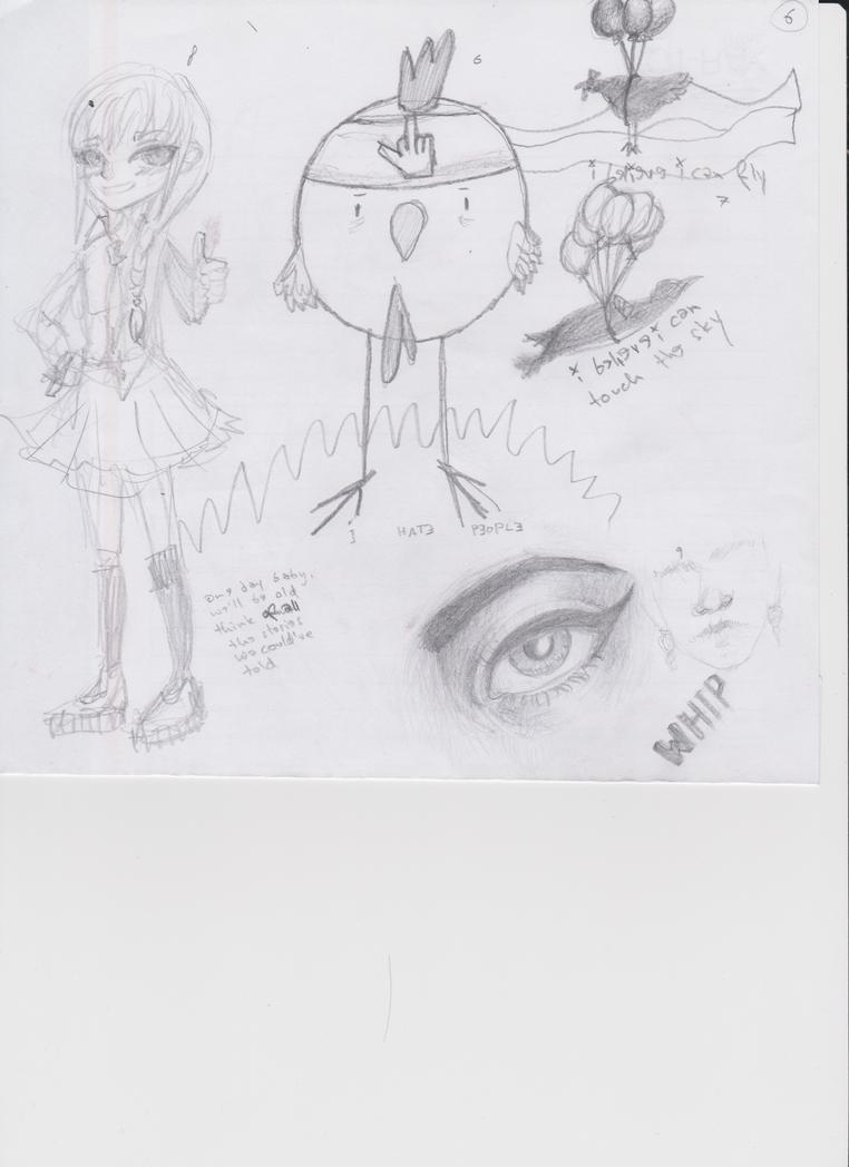 more sketches by rockmatryoshka