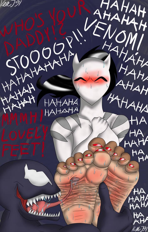 Ebony Lesbian Feet Licking