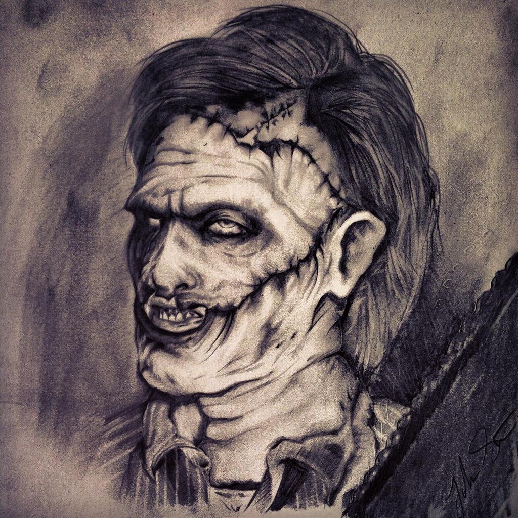 Leatherface by JohnnySteele666 on deviantART