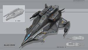 Alexei Alander Black Crow Concept 1 1 by ahtiandr