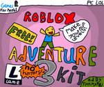 Roblox adventure 3 kit ad
