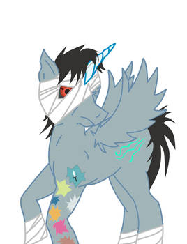 My Little Pony: Crossovers are Cool: Danzo Shimura