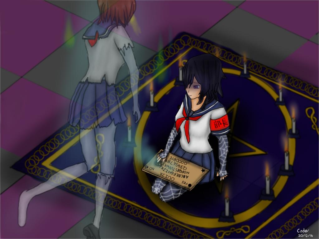 Ouija by Codexecutioner