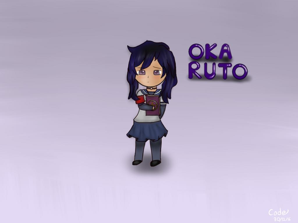 Chibi Oka by Codexecutioner