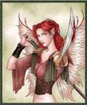 Tamarynn, Fae Warrior