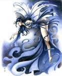 Cilla - Shadow Fae