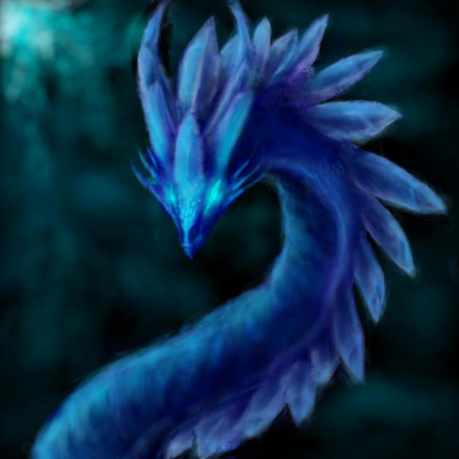 The Crystal Tianlong dragon, Rosetta