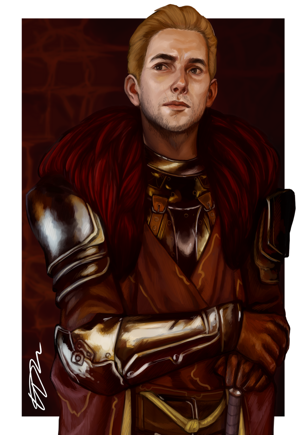 Dragon Age Inquisition Cullen Rutherford By Drenerd On Deviantart