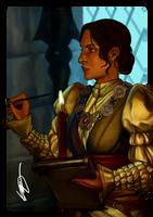 Dragon Age Inquisition Josephine Montilyet