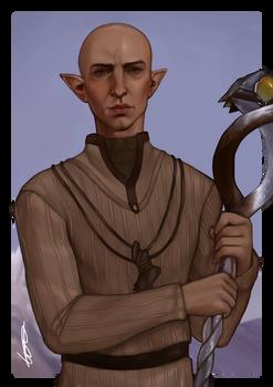 Dragon Age Inquisition Solas
