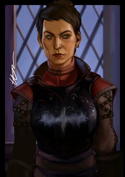 Dragon Age Inquisition Cassandra Pentaghast