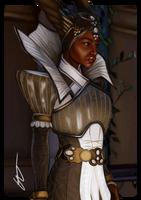 Dragon Age Inquisition Vivienne by dreNerd
