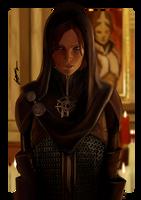 Dragon Age Inquisition Leliana by dreNerd