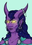 Sigil - Tiefling Sorcerer
