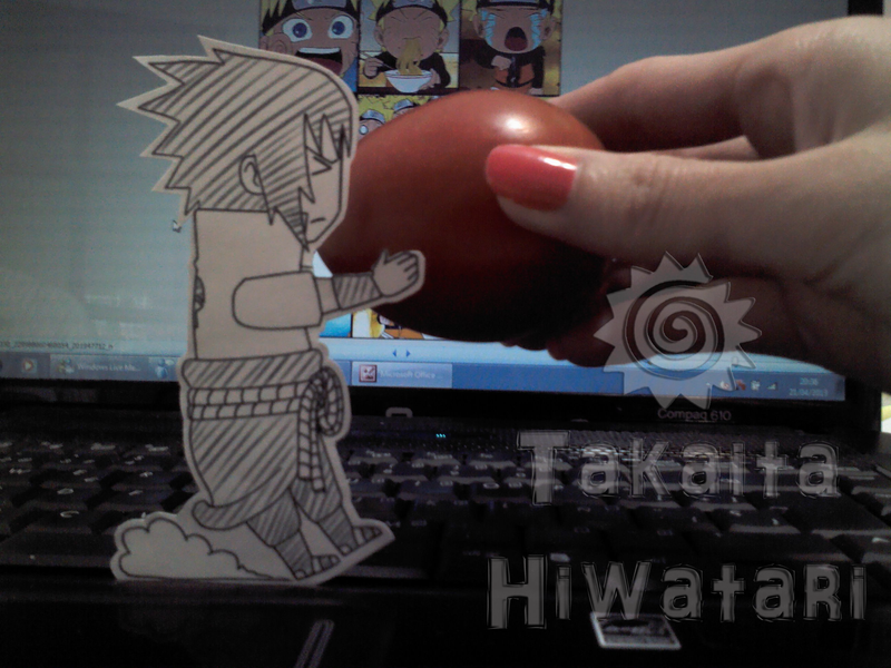 Paper C. Sasuke 1 by Takaita
