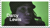 Darcy Lewis stamp by MariaPereira