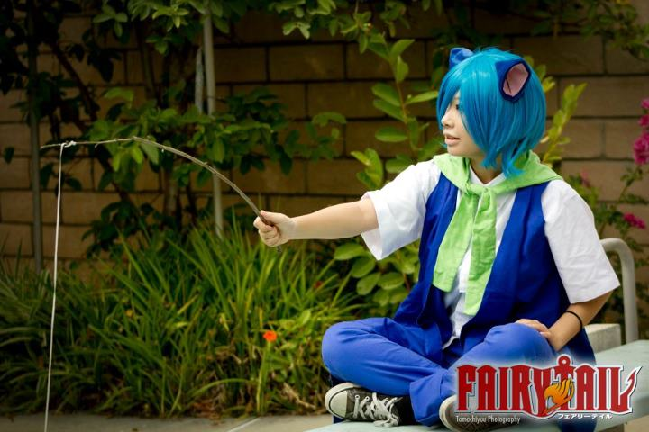 Happy Fish Fairy Tail Fairy Tail Happy Fishing by