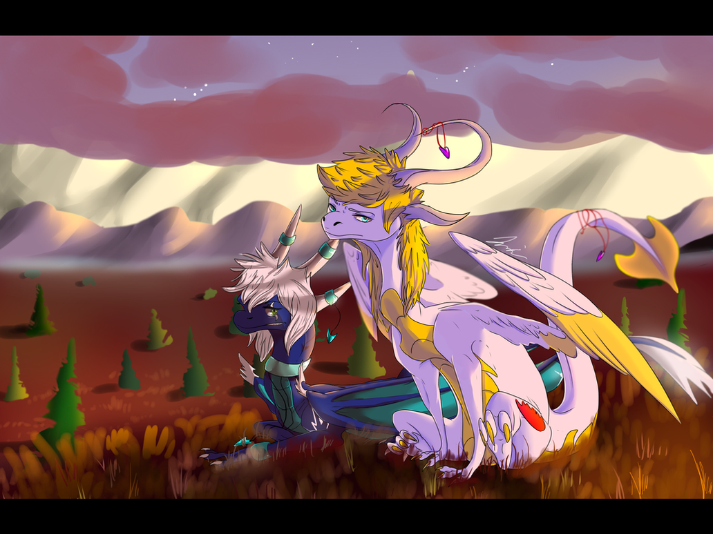CE: Tundra of a afternoon by Cilote134