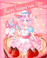 Happy Valentines Day by Linachi0