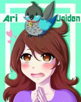 Jaiden and Ari by Linachi0
