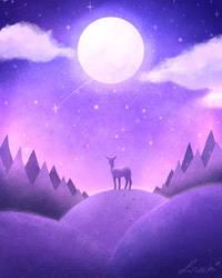 Calming Moonlight