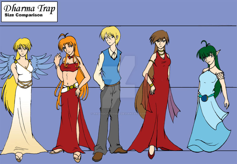 Dharma Trap: Sizecom by RagingChaosGod