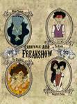 Freakshow by ForrestFyer