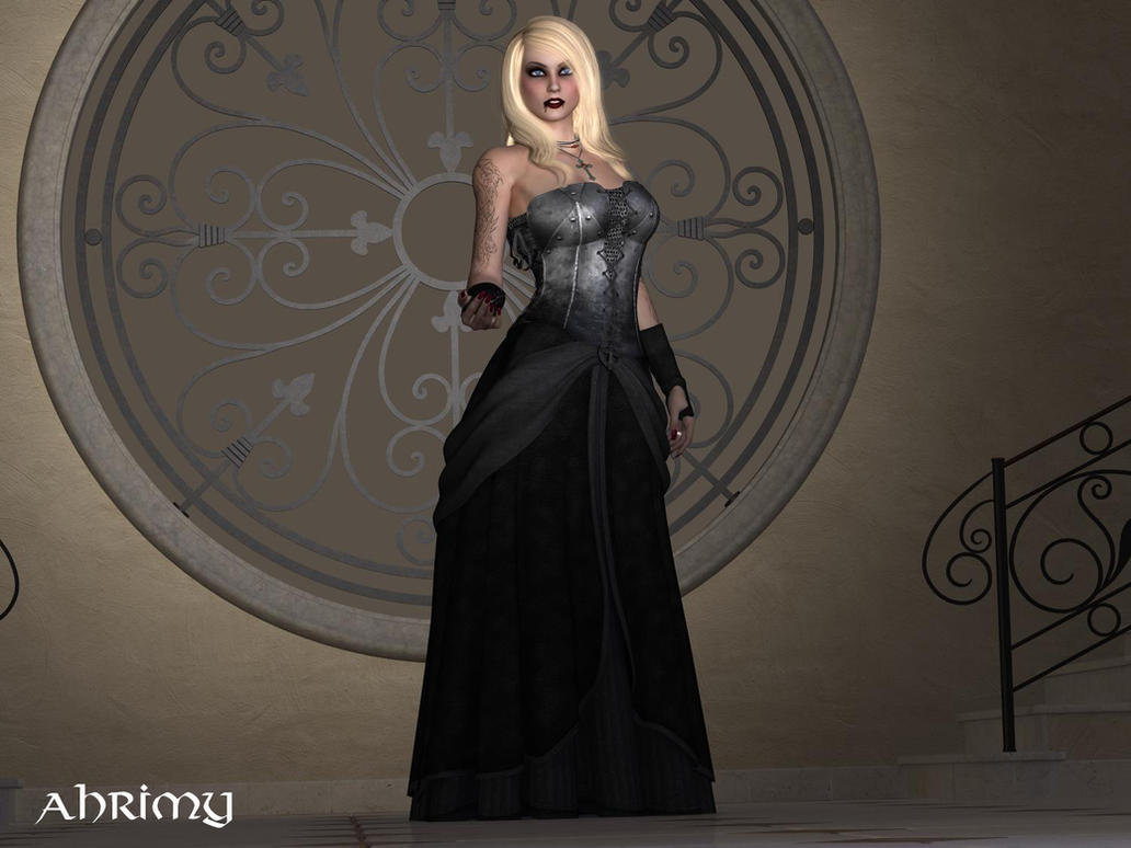 Freya 3 by Ahrimy