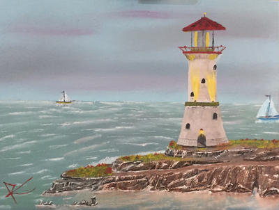 Paint: Faro by RoseDAmour
