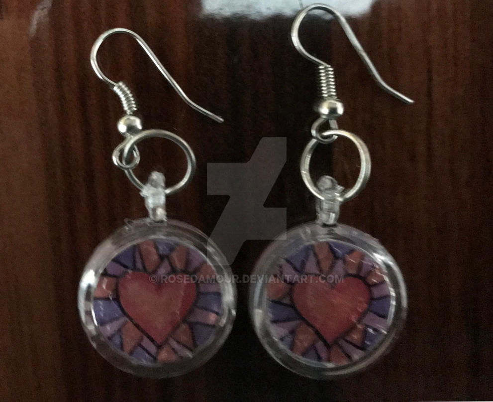 DA:Inquisition Romance Earrings by RoseDAmour