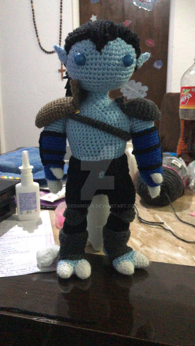 Crochet: Rahab LOK by RoseDAmour