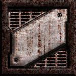 Rusty Grate Seamless Texture
