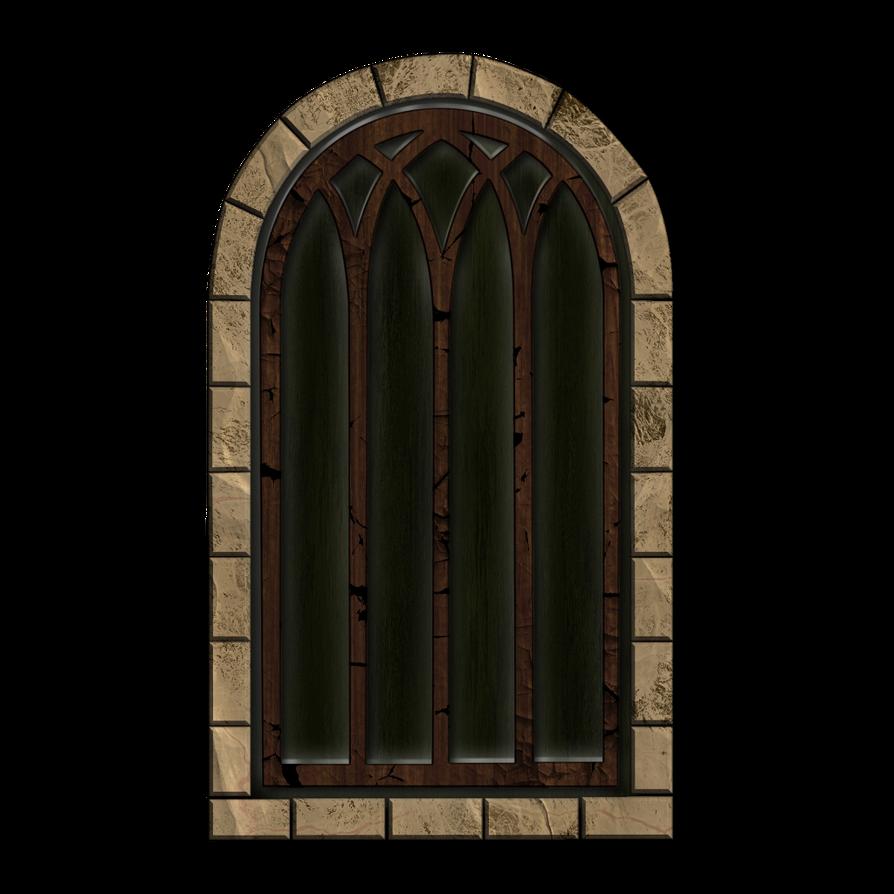 Arched Window Texture By Spiralgraphic On Deviantart