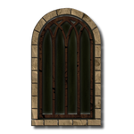 Arched Window Texture