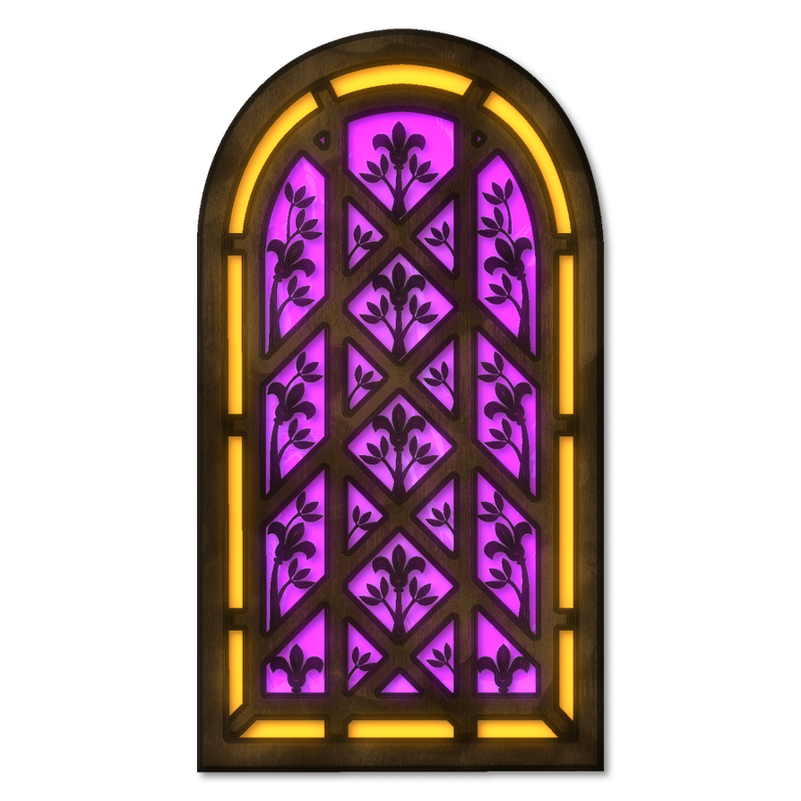 Stained glass inside by spiralgraphic on deviantart for Window design png