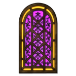 Stained Glass Inside