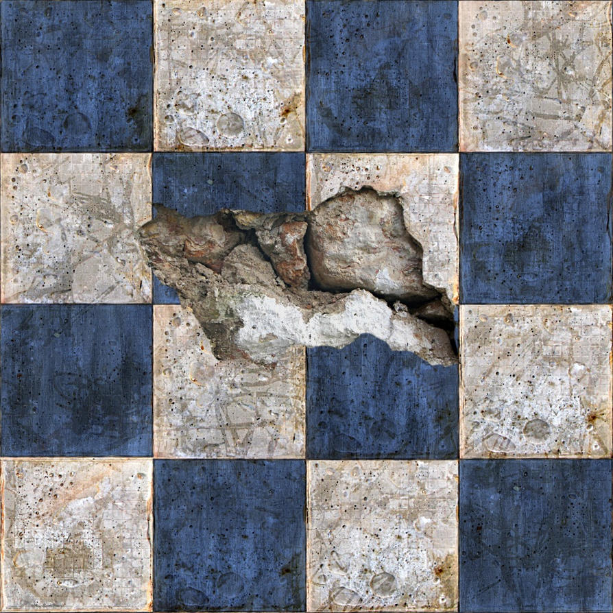 tileable tile texture.  Tile Broken Tiles Seamless Texture By SpiralGraphic  Intended Tileable Tile