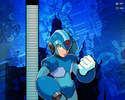 Megaman by kanz