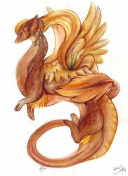 gift: aeroko by Lyswen