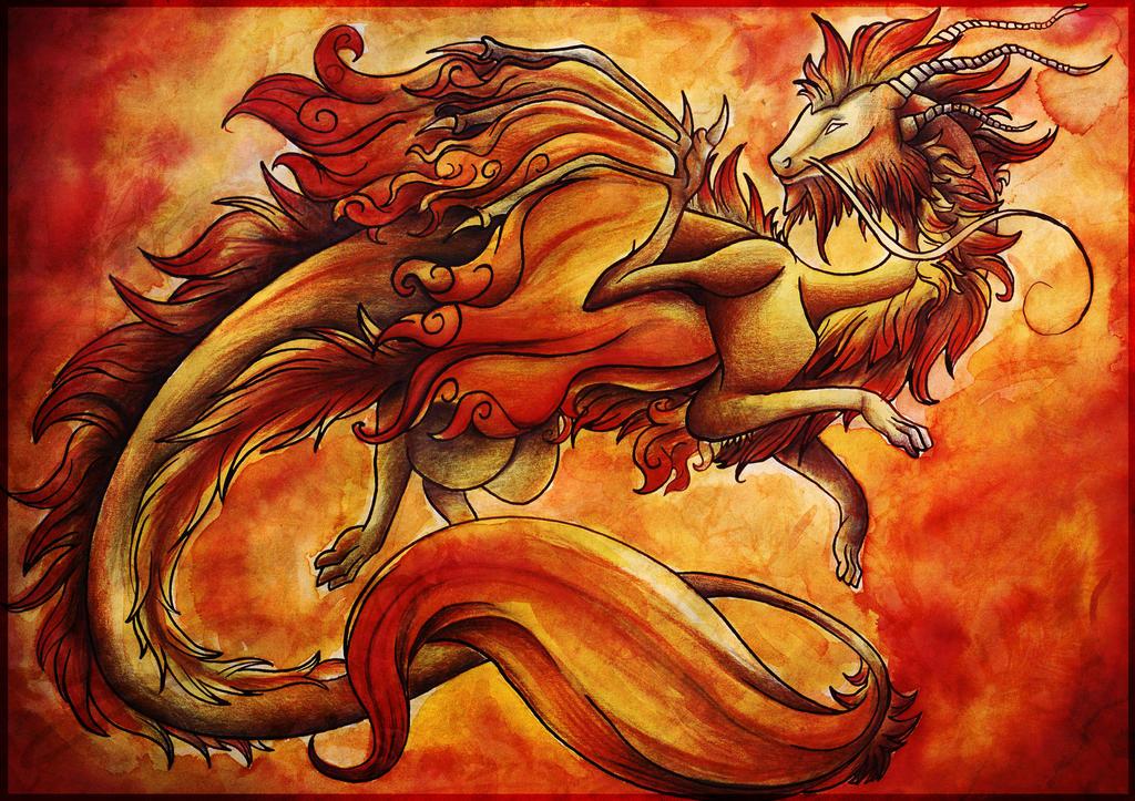 Fire by Lyswen