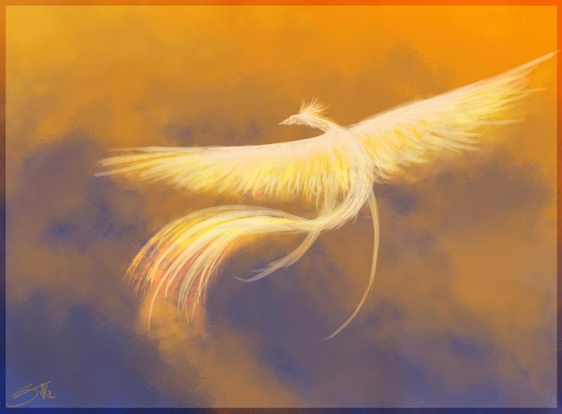 The phoenix that rises -sp- by Lyswen