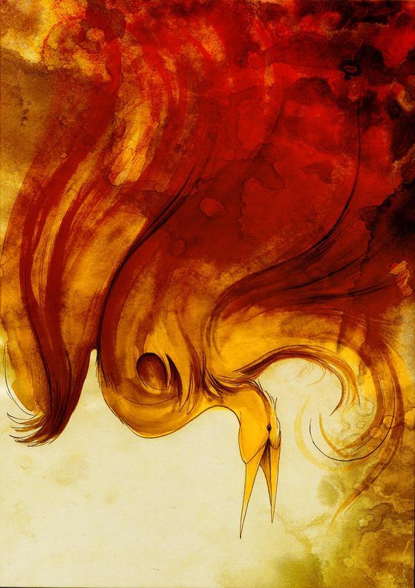 Catching fire by Lyswen