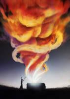 #12 a Fire from heaven by Lyswen