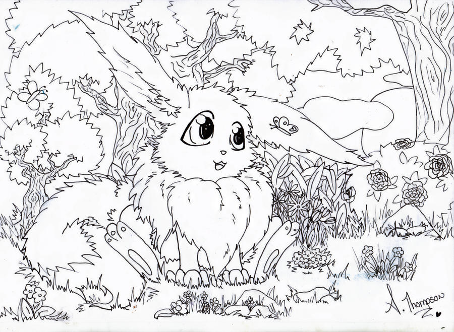 Pokemon Coloring Pages Eevee Evolutions All Google Search Coloring