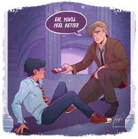 Expecto Patronum Lesson 4/6 by Danger-Jazz
