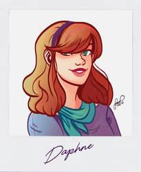 Daphne Blake by Danger-Jazz