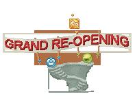 Tower Grand Re-Opening Entry by LeoLeonardo