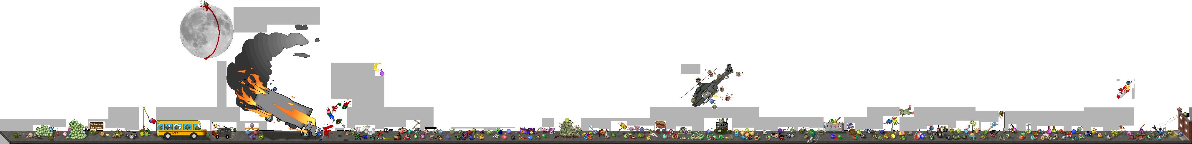 Emote Project: Zombie Nation by LeoLeonardo