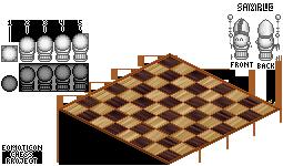 Emoticon Chess Project by LeoLeonardo