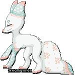 Blush (Pixel Doll) by dreamywren